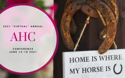 American Horse Council's 2021 Annual Conference Virtual June 14- 18